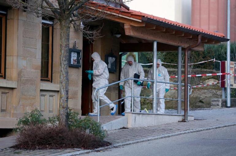 Aile içi dehşet Almanyadaki saldırıda detaylar ortaya çıktı
