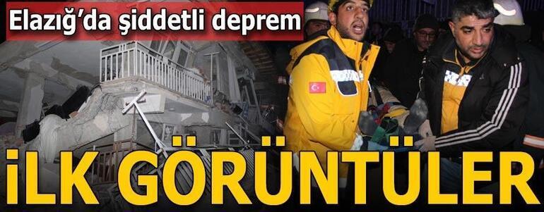 Cumhurbaşkanlığından Elazığ depremi açıklaması: Yaralar en kısa zamanda sarılacaktır