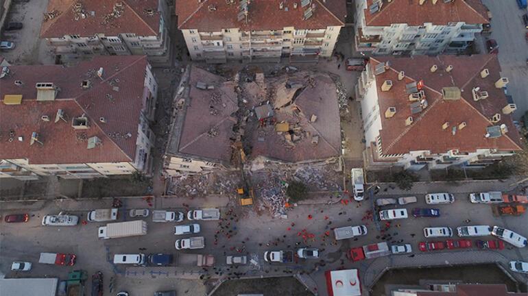 Son dakika Elazığ depreminden son gelişmeler...