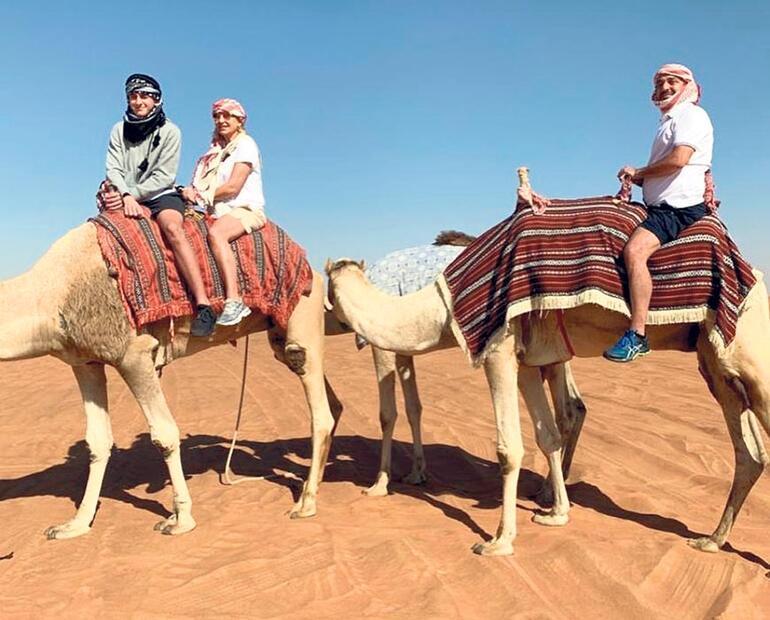 Yarıyıl tatilcileri