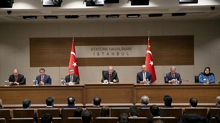 Son dakika... Cumhurbaşkanı Erdoğandan deprem paylaşımına sert tepki: Berbat, ahlaksızca...