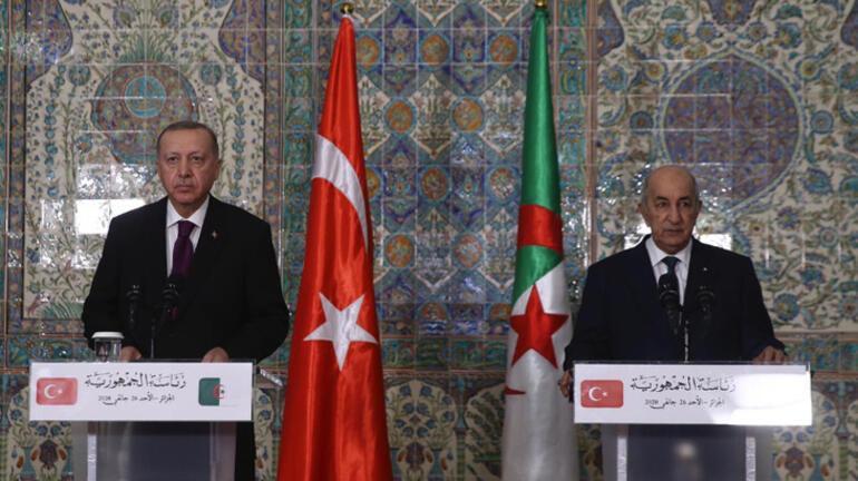 Son dakika... Cumhurbaşkanı Erdoğandan Libya açıklaması: Uluslararası toplum iyi bir sınav verememiştir
