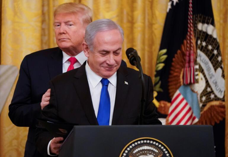 Son dakika | Dünya bu haberle çalkalanıyor İsrail gazetesi, kepazeliğin adını koydu Trumpın planı...