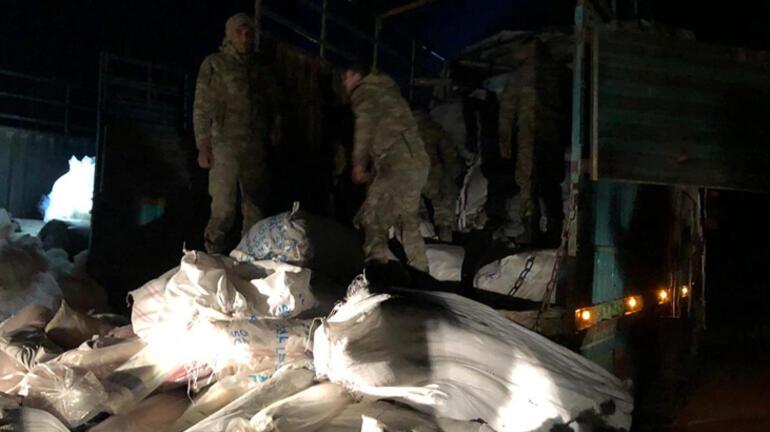 Bakanlık açıkladı Tel Abyadda nokta operasyonu