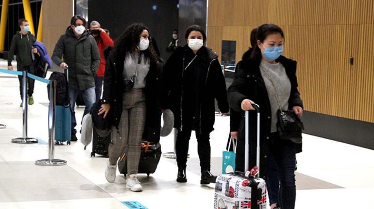 Türkler Çinden erken dönüyor