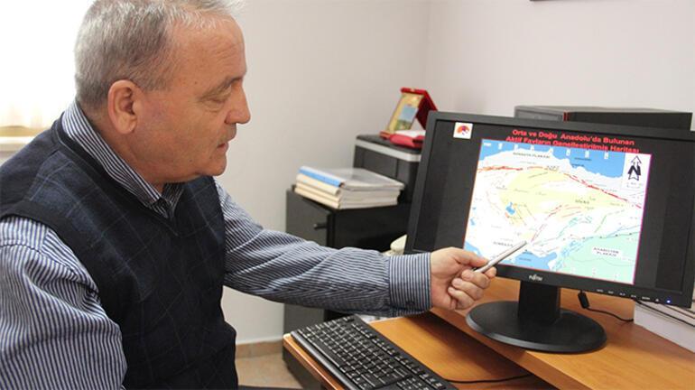 SON DAKİKA | Prof. Dr. İnan'dan korkutan açıklama: Tamamı kırılırsa 8'e yakın deprem üretebilir
