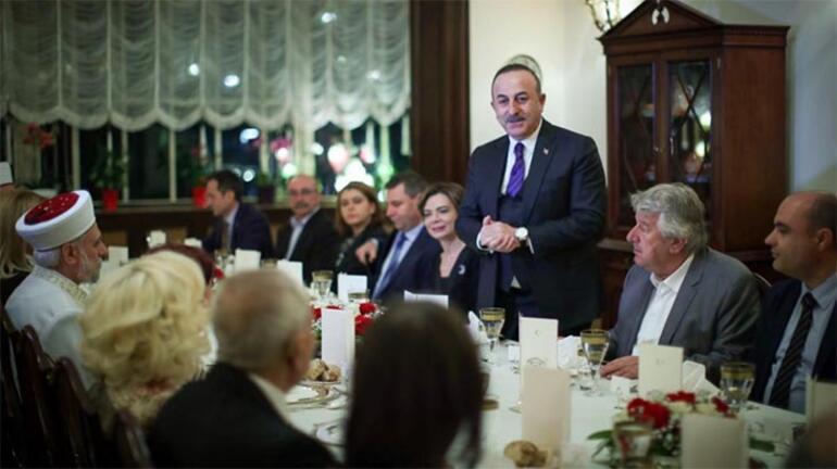 Bakan Çavuşoğlu, Bulgaristanda temaslarda bulundu