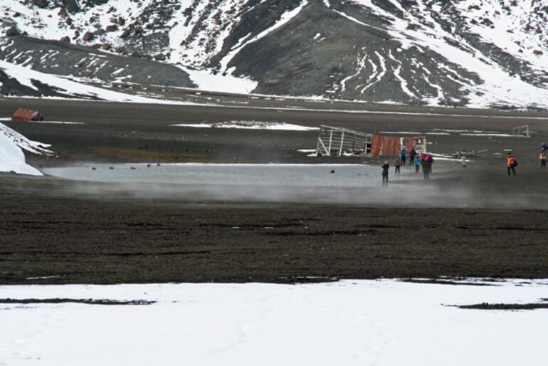 Dünyanın sonu ve ötesi: Antarktika