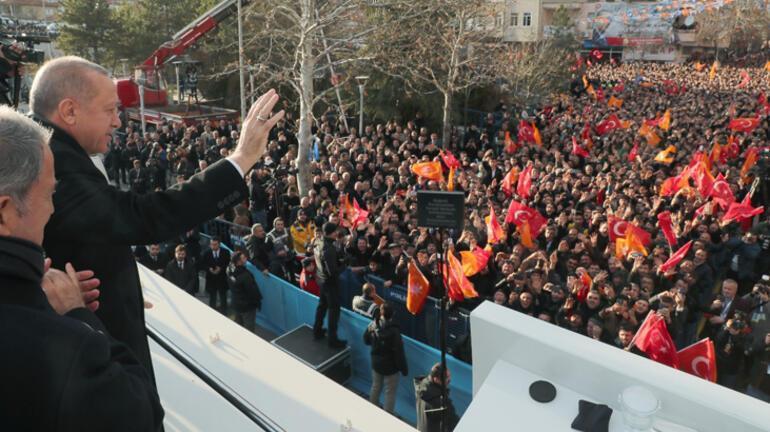 Son dakika... Cumhurbaşkanı Erdoğandan çığ faciasına ilişkin açıklama