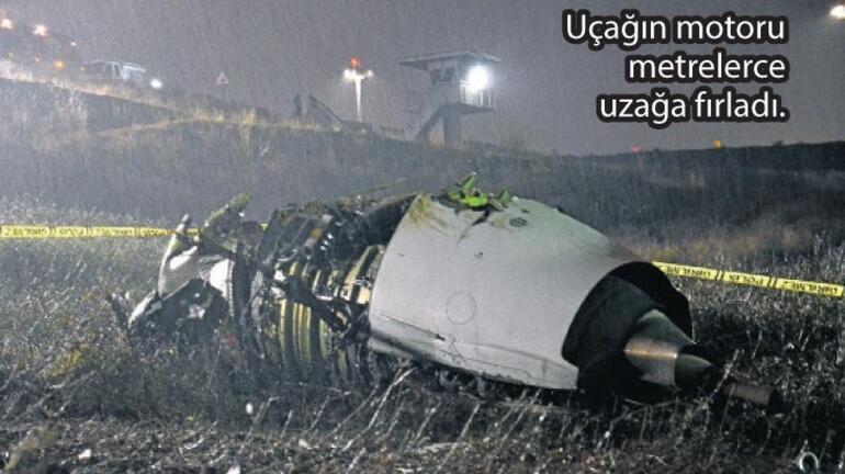 Son dakika   Sabiha Gökçende Pegasusa ait uçak neden pistten çıktı Uzmanlar Milliyete değerlendirdi