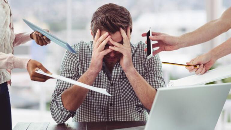İş hayatında stres yönetimi