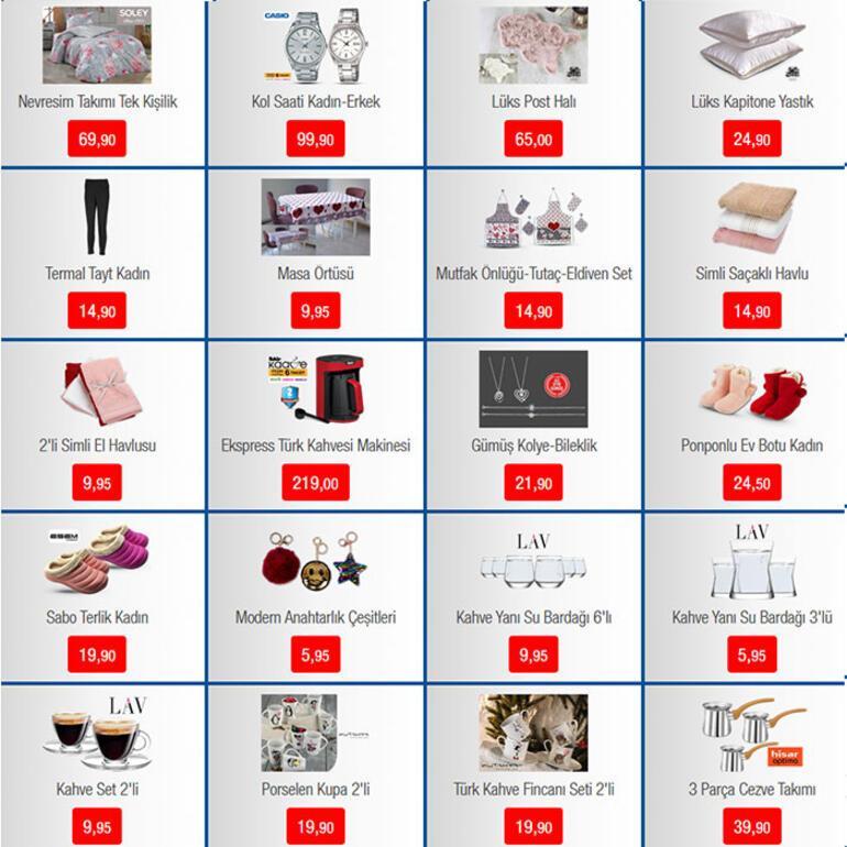 BİM aktüel | 7 Şubat BİM aktüel katalog yayınlandı BİM aktüel ürünlerde bu hafta...