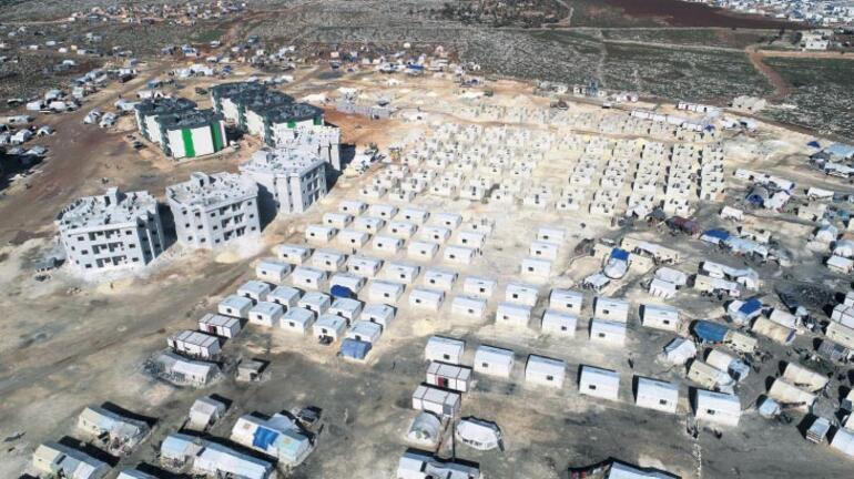 TSK İdlib'de 2 yeni üs kurdu