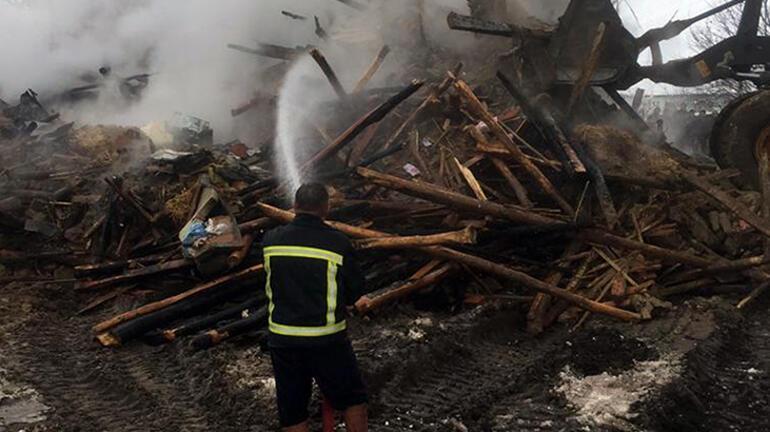 3 kardeş evde çıkan yangında öldü