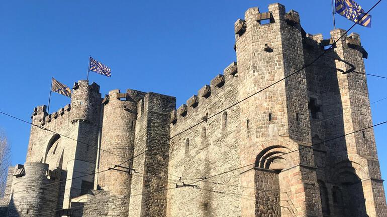 Ortaçağ Zengin Tüccarlarının Masalsı Şehri Gent