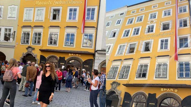 Sanatın ve Sanatçının Şehri : Salzburg