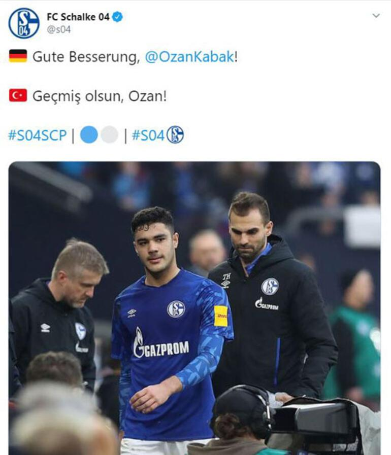 Ahmed Kutucu gol attı, Ozan Kabak sakatlandı