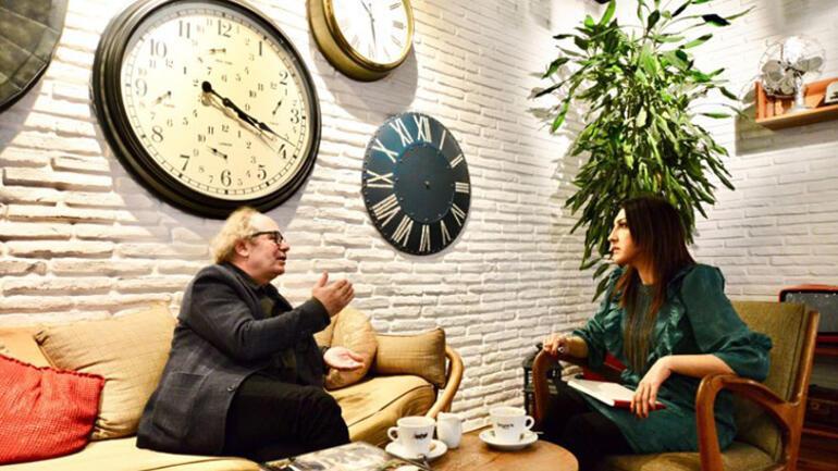 Röportaj; Mimar Ayhan Usta