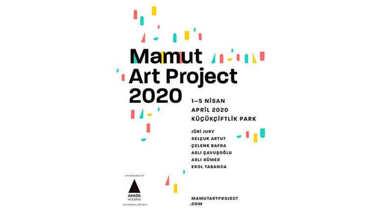Mamut Art Projectte yer alacak yetenekler belli oldu