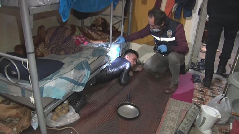 İstanbulda göçmen kaçakçılığı operasyonu: 135 gözaltı