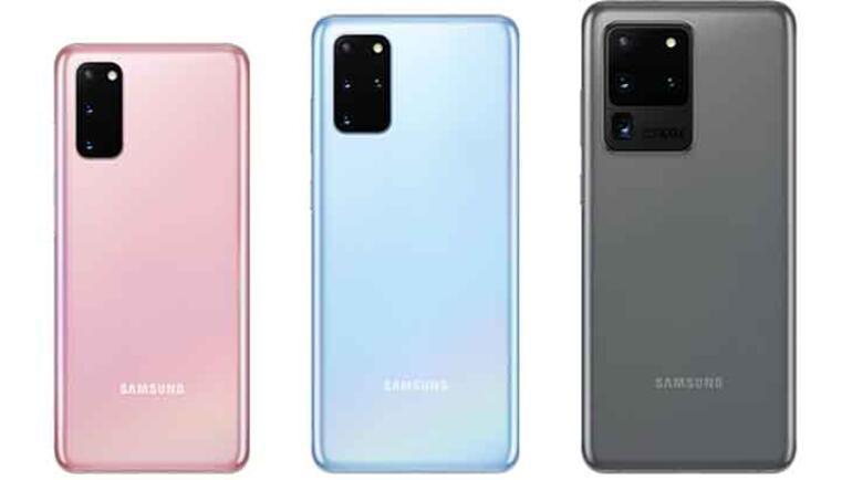 Samsung Galaxy S20 serisi ve katlanabilir Flip Z telefon tanıtıldı, işte tüm özellikleri ve fiyatları