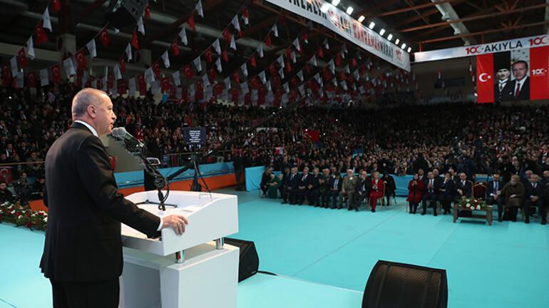Son dakika... Cumhurbaşkanı Erdoğandan dünyaya net mesaj: Kimsenin gücü yetmeyecek