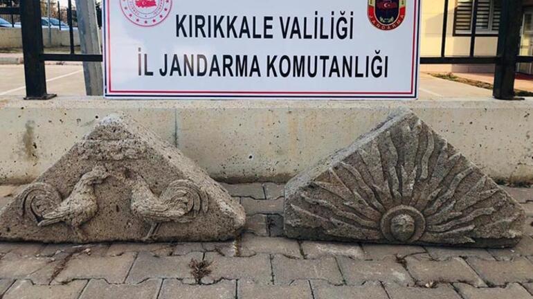 Medusa Kırıkkalede ortaya çıktı