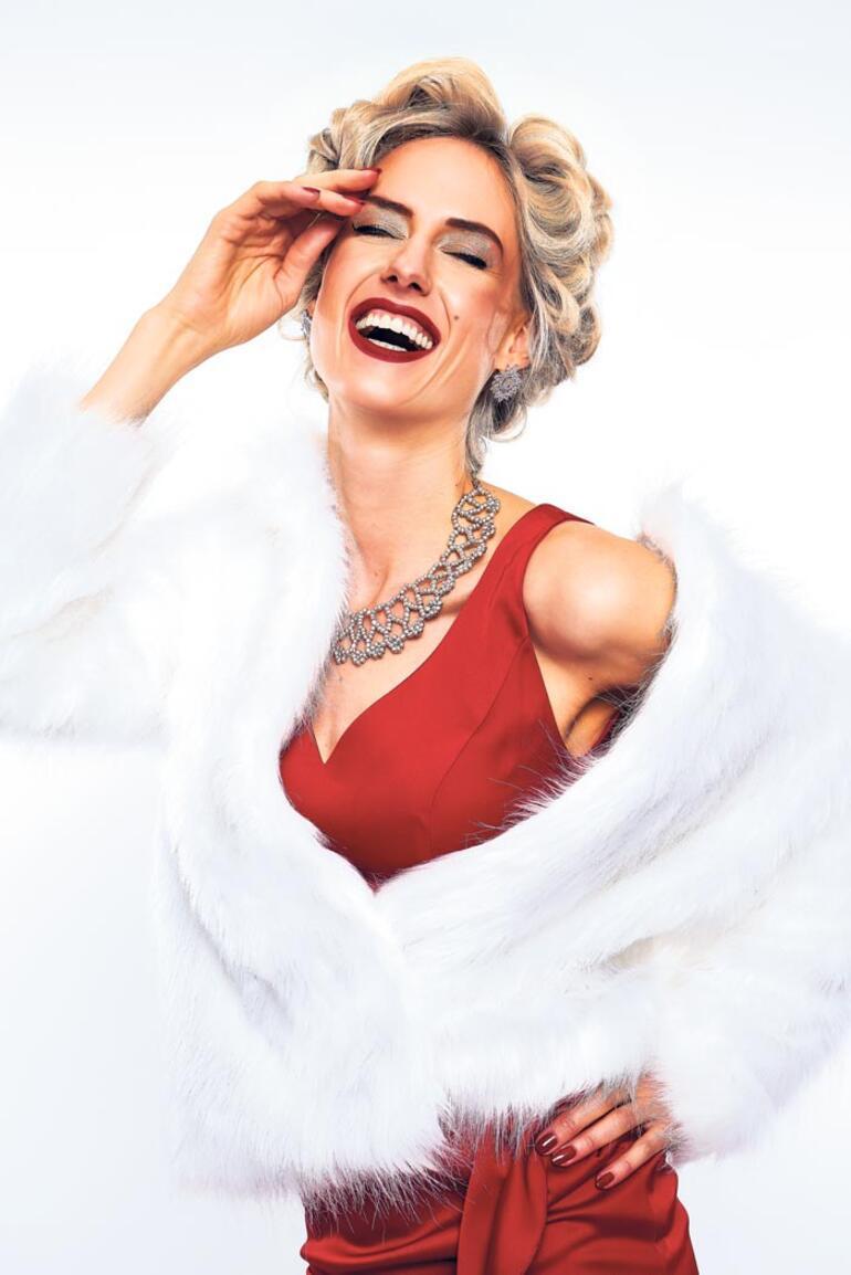 Wilma Elles, Marilyn Monroe oldu