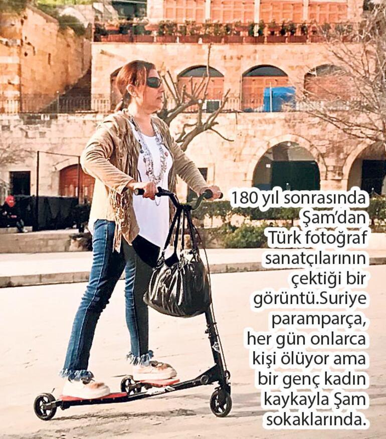 Kanatlarımda İstanbul şarkıları