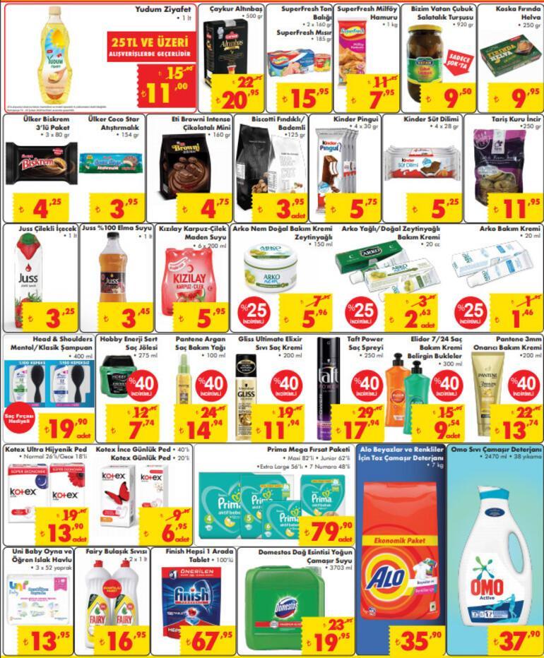 ŞOK aktüel ürünler kataloğunda bu hafta neler var 19-25 Şubat ŞOK indirimli ürünler kataloğu