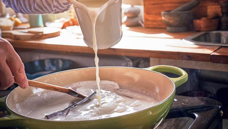 Kolay sütlaç tarifi - Sütlaç nasıl yapılır
