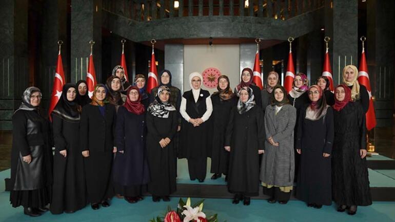 Emine Erdoğan: İslamın kadına verdiği değeri anlatamıyoruz