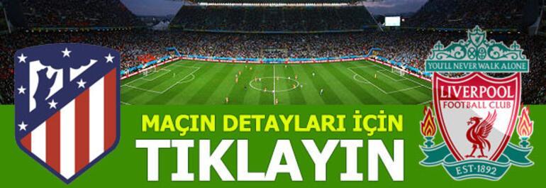 Atletico Madrid-Liverpool: 1-0