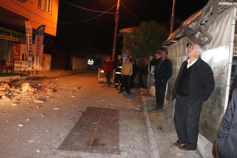 Son dakika | Manisada korkutan bir deprem daha