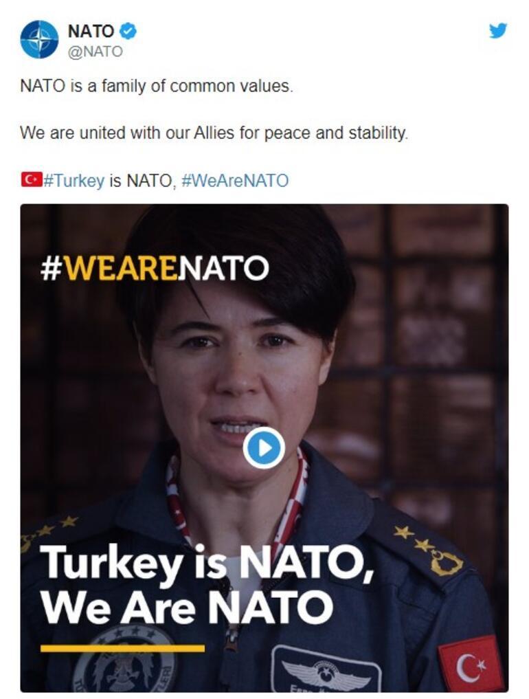 Son dakika... NATO'dan dikkat çeken 'Türkiye' mesajı
