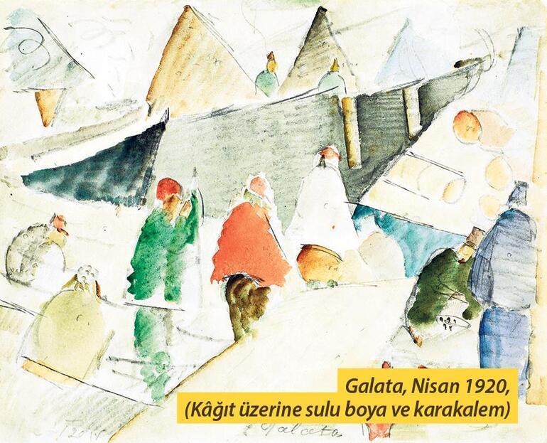 İstanbul'da iki yıl