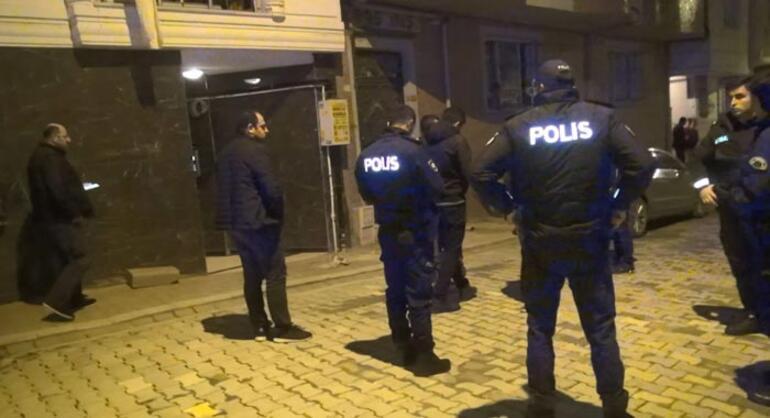 İstanbulda hareketli anlar Bagaja koyup kaçırdılar