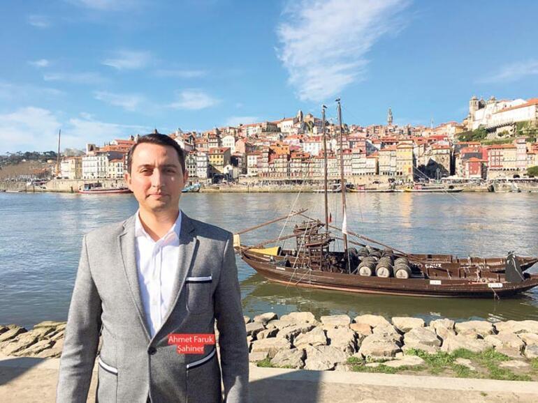 Porto turizmde  THY ile uçuyor