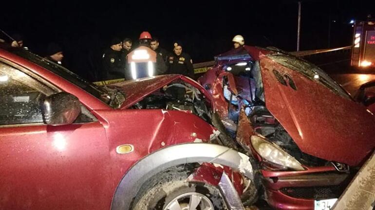 Bursada feci kaza: Ölü ve yaralılar var