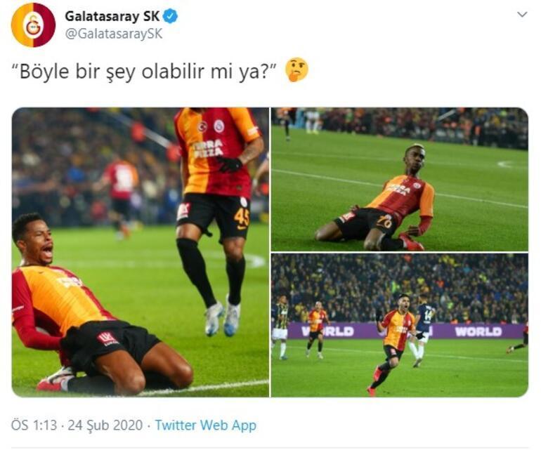 Galatasaraydan Ozan Tufan göndermesi: Böyle bir şey olabilir mi ya