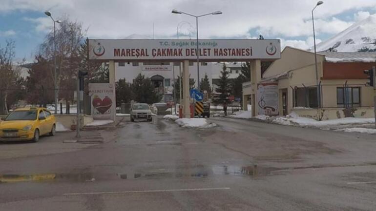 Erzurumda kaçak göçmenlere koronavirüs taraması