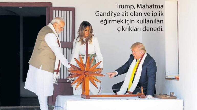 'Namaste Trump'*
