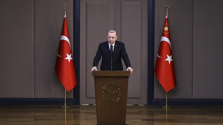 Cumhurbaşkanı Erdoğandan son dakika Rusya açıklaması