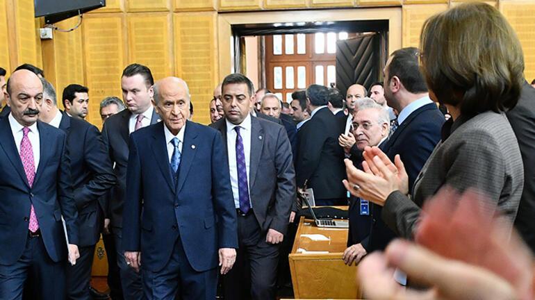 Son dakika... MHP lideri Bahçeliden grup toplantısında önemli açıklamalar