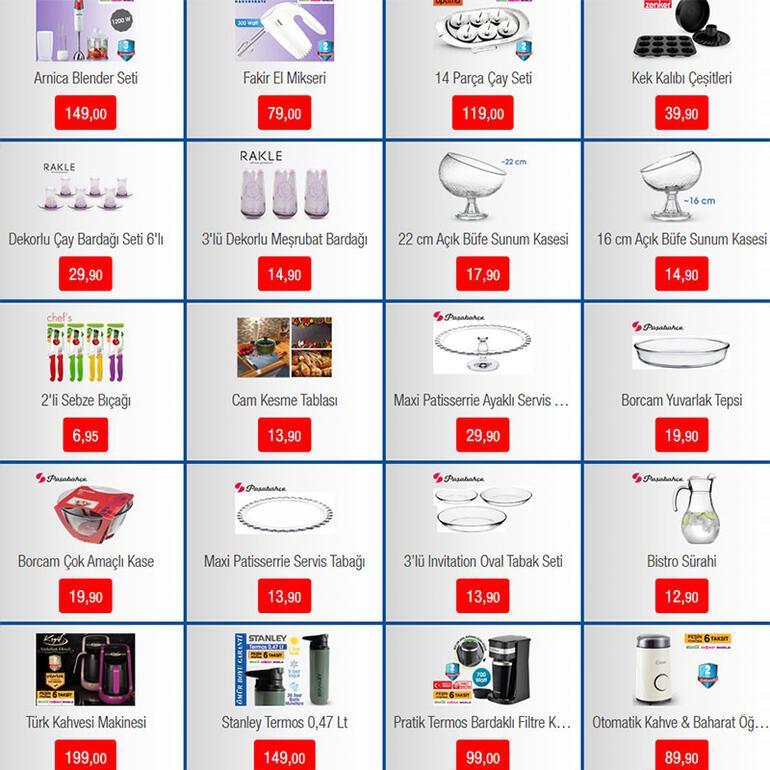 BİM aktüel katalog bu hafta 3 sayfa İşte indirimli ürünler (28 Şubat 2020 Cuma)
