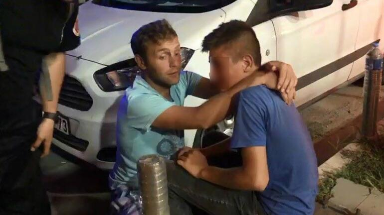 Kardeşini ilaçlama tankerine atan ağabey tahliyesini istedi