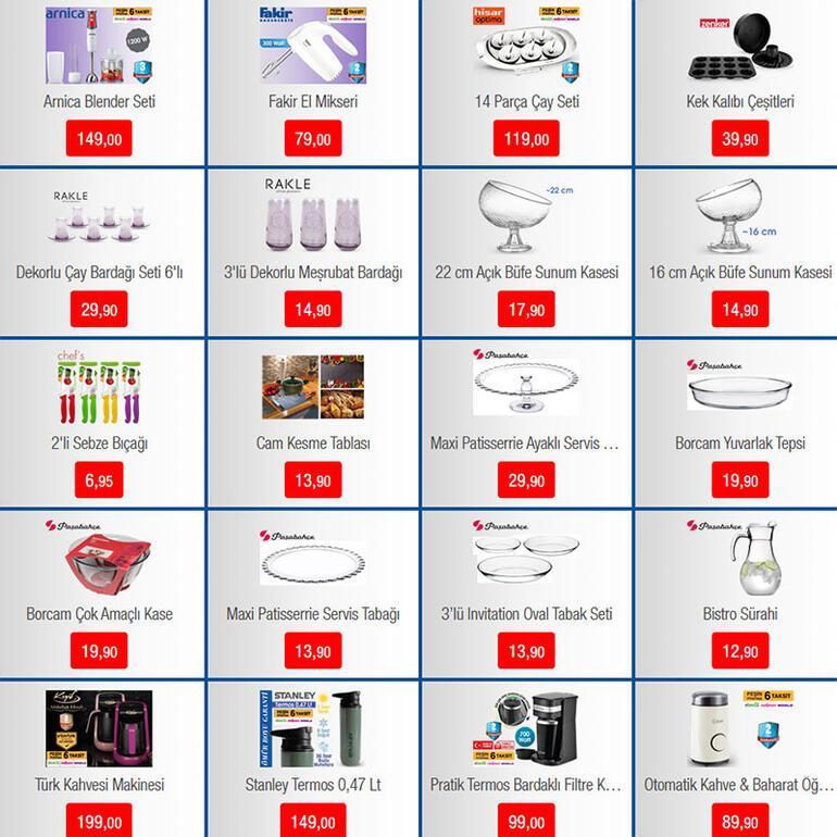 BİM aktüel katalog (28 Şubat 2020 Cuma)
