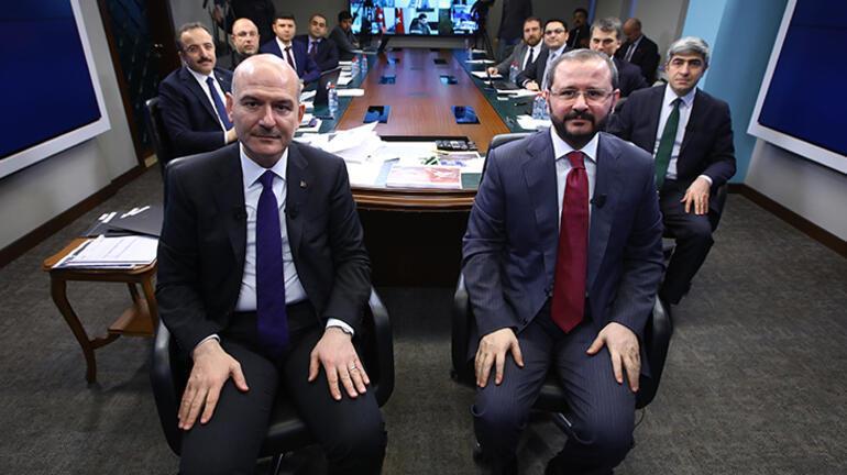 Son dakika... Büyük İstanbul planı Bakan Soylu açıkladı