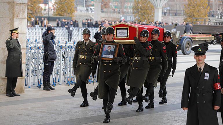 Şehit Uzman Onbaşı Çankaya, son yolculuğuna uğurlandı