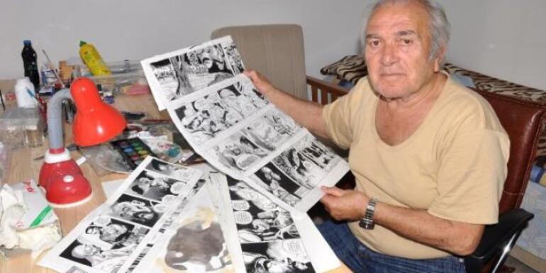 Sanat dünyasının acı günü.. İki usta çizer aynı gün öldü